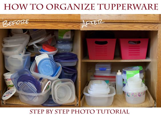 Pinterest PIN OF THE WEEK: Better Organization
