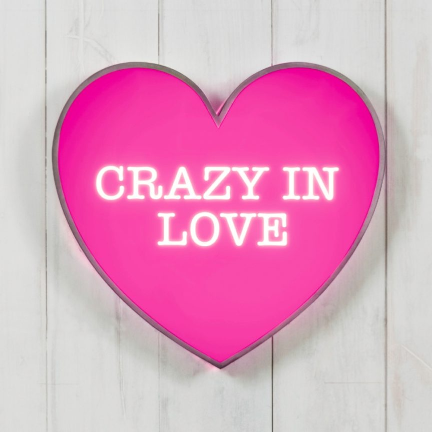 Crazy in Love – Feb 11th Session